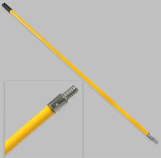 "60"" Fiberglass Extension Pole    Size : 60"""