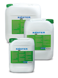 CT 321 - KOSTER UTC   KOSTER UTC is a unique versatile polyurethane-polyurea coating. KOSTER UTC is a clear two component thermosetting, low odor, 95% solids, UV-stable coating designed as an ALL-PURPOSE coating system for various conditions. It can be applied directly to concrete or on top of epoxies. It is suited to be used as protective or final top coat in the KOSTER QF and CF resinous floor coating system.  Coverage: At 3 to 5 mils - 320 to 530 sq ft/gal.    Technical Data Sheet     Documents    References