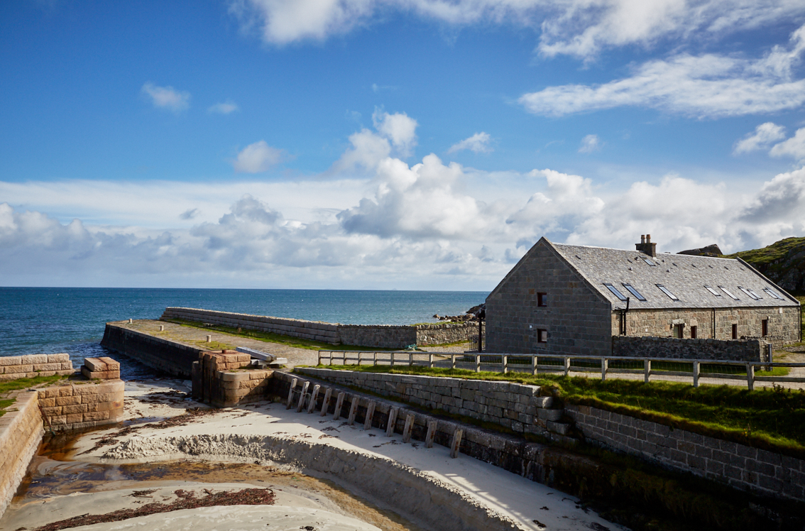 Hynish centre, Tiree