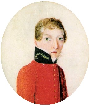 Portrait of James Barry, painted circa 1813