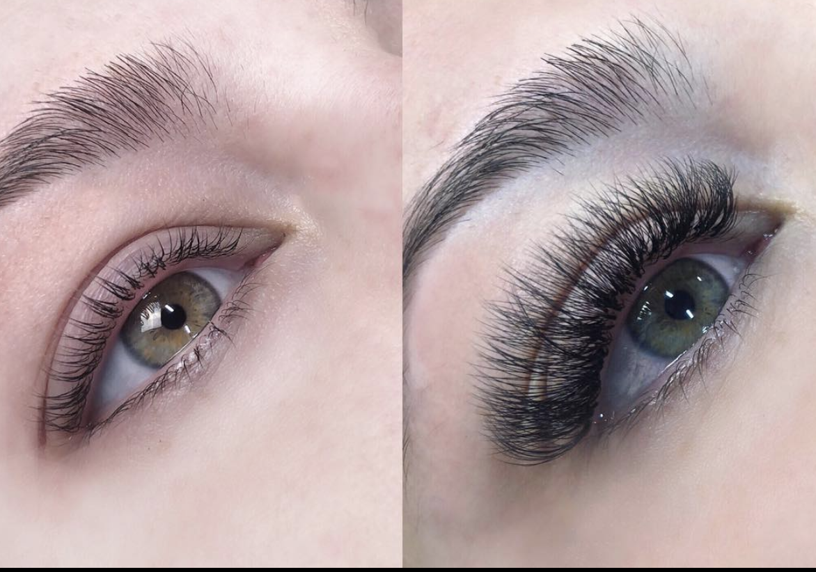 Volume Lash Extensions Milwaukee