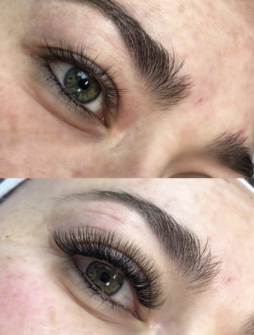 Volume Lash Extensions