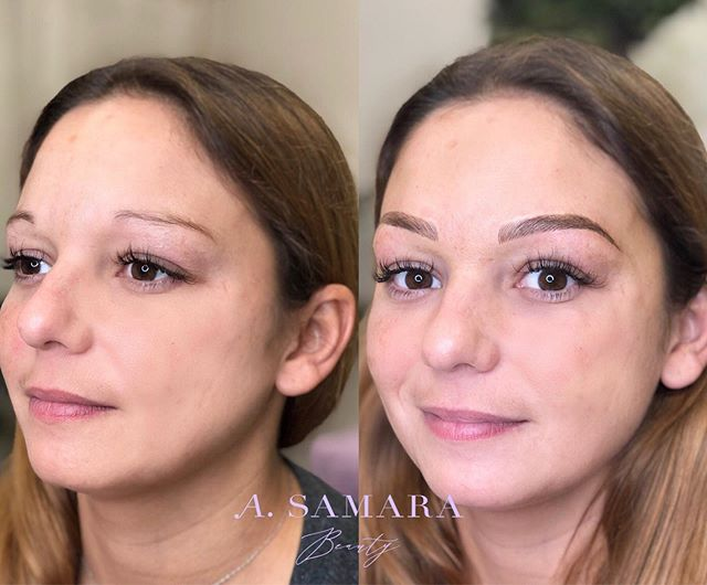 Beautiful before however I love how brows can enhance the eyes and bring out facial features 😍 . . . Online Booking - asamarabeauty.com . . . #milwaukeemicroblading #microbladingnearme #bestmicrobladingnearme #microbladingbrows #phibrows #beforeandafterbrows #microbladingeyebrows #browsonfleek #naturalmicroblading #perfectbrows #microbladingmilwaukee #microbladinginmilwaukee #chicagomicroblading #microbladingchicago #beforeandafter #blondemicroblading #beforeandaftermicrobladingbrows #perfectbrows #threading #eyebrows #mkebrows #mkemicroblading #microbladingmilwaukee #microbladingchicago  #healediloveink #tinadavies #permanentmakeup #mkebrows #milwaukeeeyebrows #mkeeyebrows #eyebrowtattoo #milwaukeebrowtattoo #wisconsinmicroblading