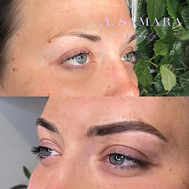 Put some sauce on it 🧂 . . . Online Booking - aSamarabeauty.com/contact . . . #milwaukeemicroblading #microbladingnearme #bestmicrobladingnearme #microbladingbrows #phibrows #beforeandafterbrows #microbladingeyebrows #browsonfleek #naturalmicroblading #perfectbrows #microbladingmilwaukee #microbladinginmilwaukee #chicagomicroblading #microbladingchicago #beforeandafter #blondemicroblading #beforeandaftermicrobladingbrows #perfectbrows #threading #eyebrows #mkebrows #mkemicroblading #microbladingmilwaukee #microbladingchicago  #healediloveink #tinadavies #permanentmakeup #mkebrows #milwaukeeeyebrows #mkeeyebrows #sandiegomicroblading #milwaukeemicroblading #eyebrowtattoo #milwaukeebrowtattoo #wisconsinmicroblading