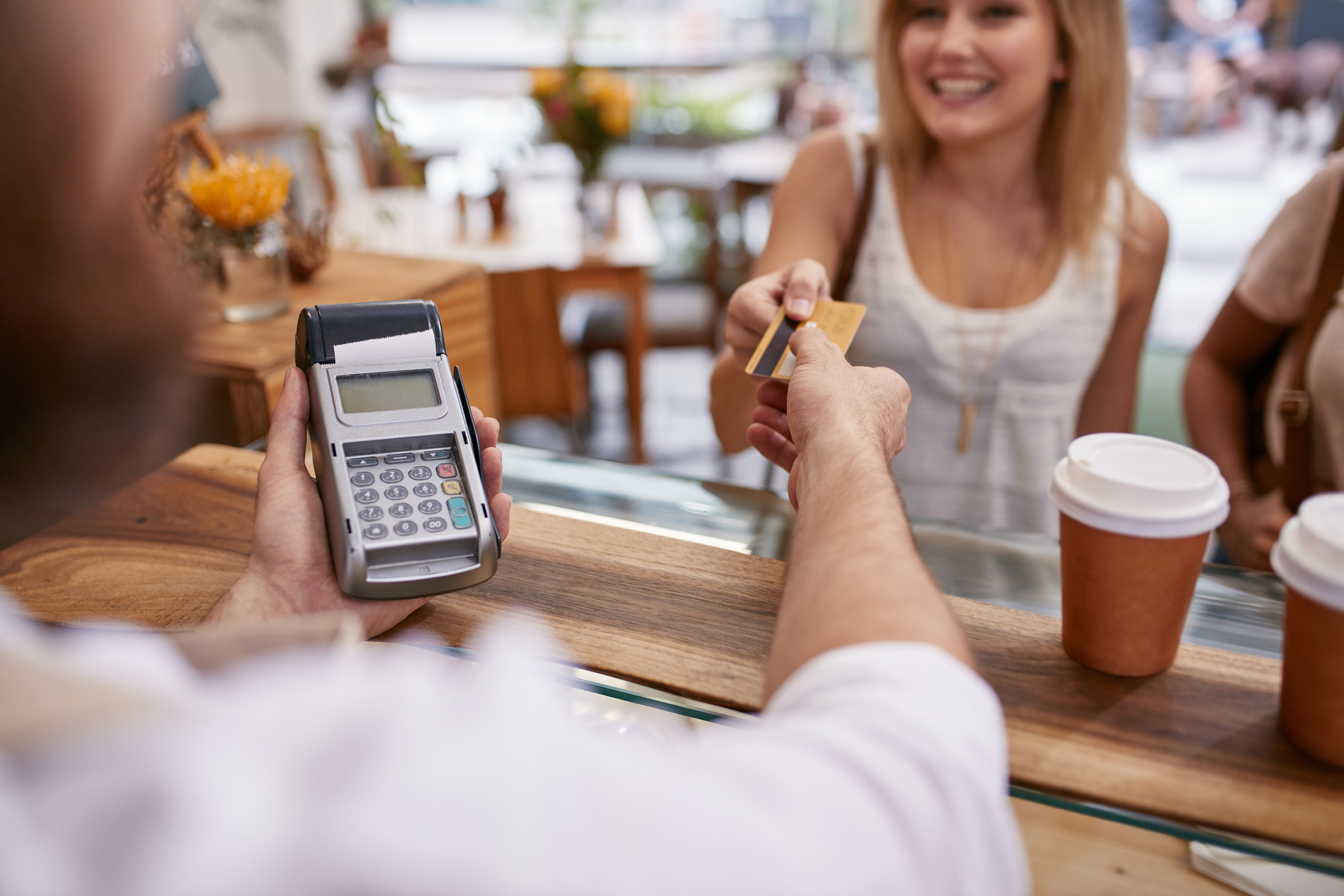 Restaurant - The needs of restaurants run the gamut from pay at the table, quick serve, food trucks and street vendors to fine dining establishments. The Authority has your processing needs covered with solutions tailored to suit those needs.