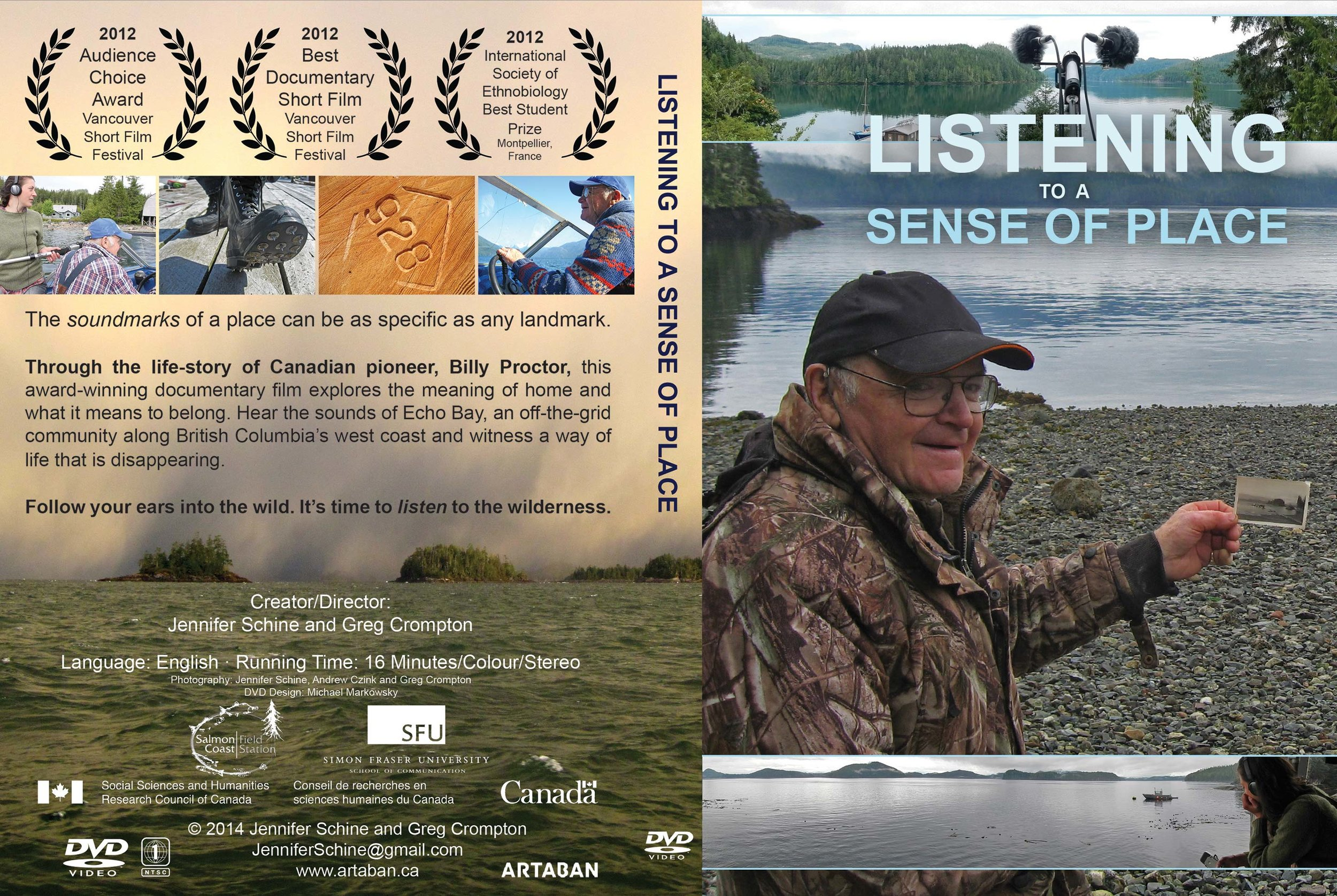 Award-winning Film - Listening to a Sense of Place