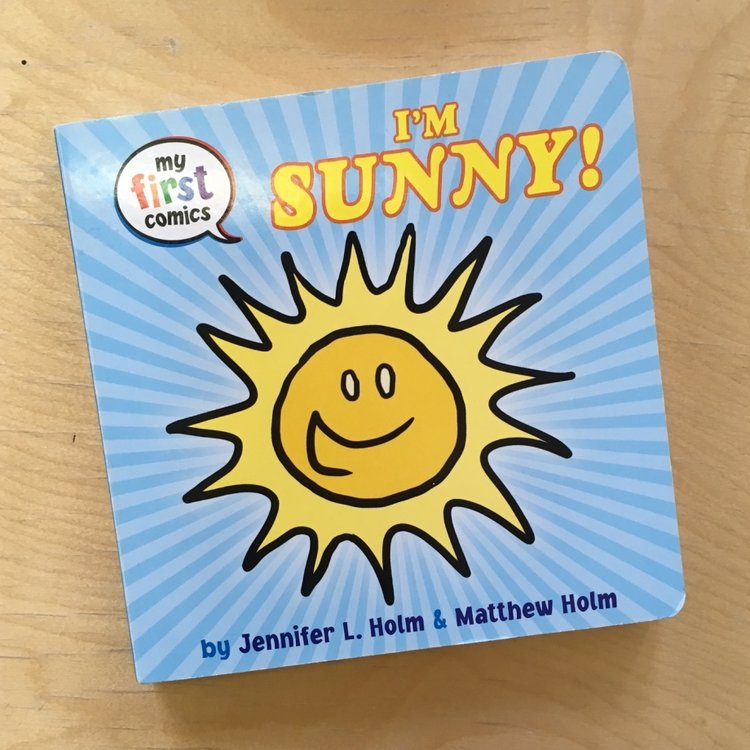I'm Sunny!  | Jennifer L. Holm & Matthew Holm