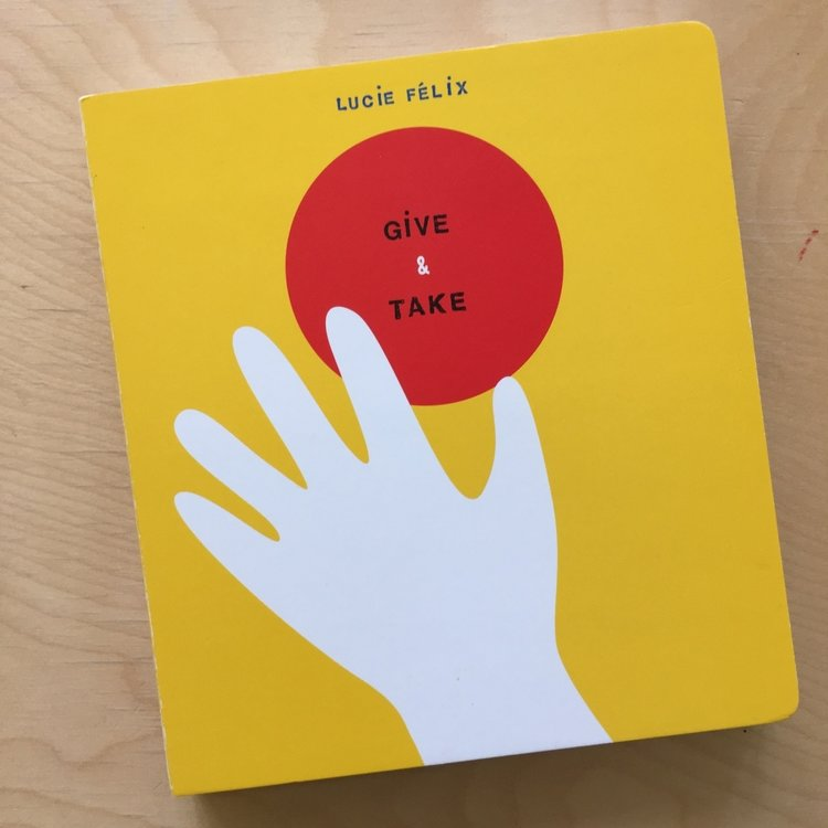 Give & Take  | Lucie Félix
