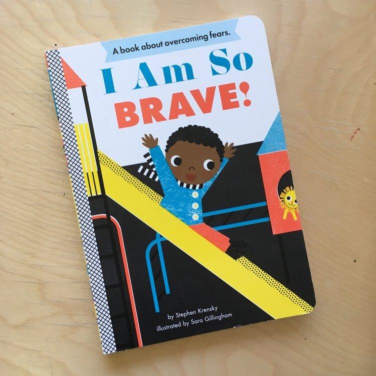 I am So Brave!  | Stephen Krensky