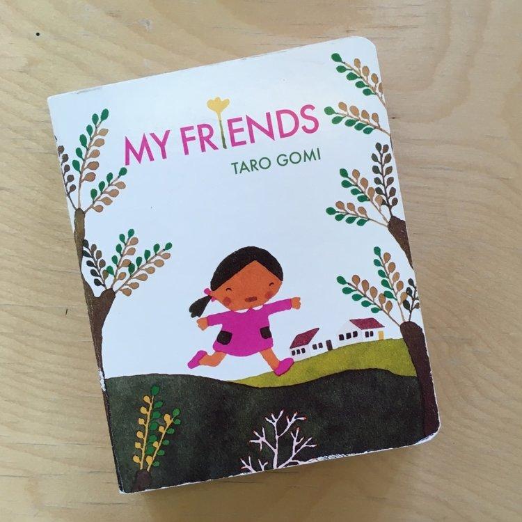 My Friends  | Taro Gomi