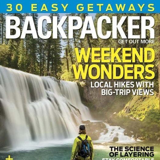 Terra Incognita   Backpacker Magazine — May 2017