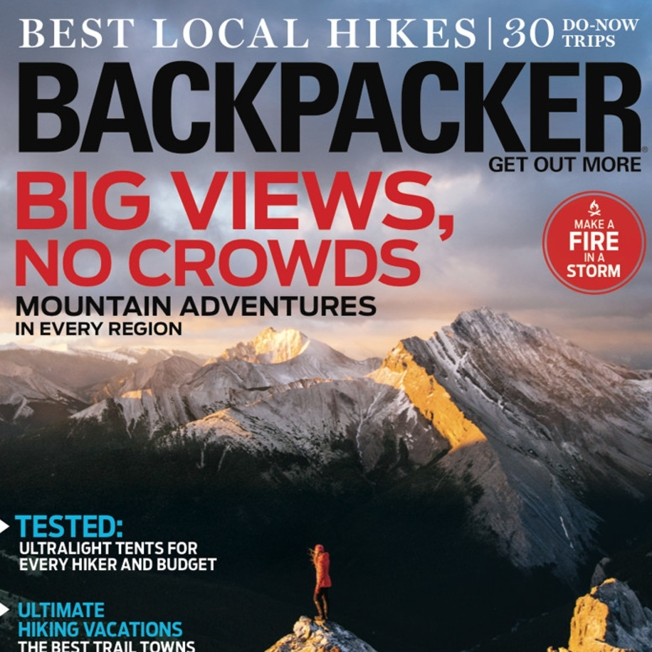 The Great Northern Quiet   Backpacker Magazine — September 2016