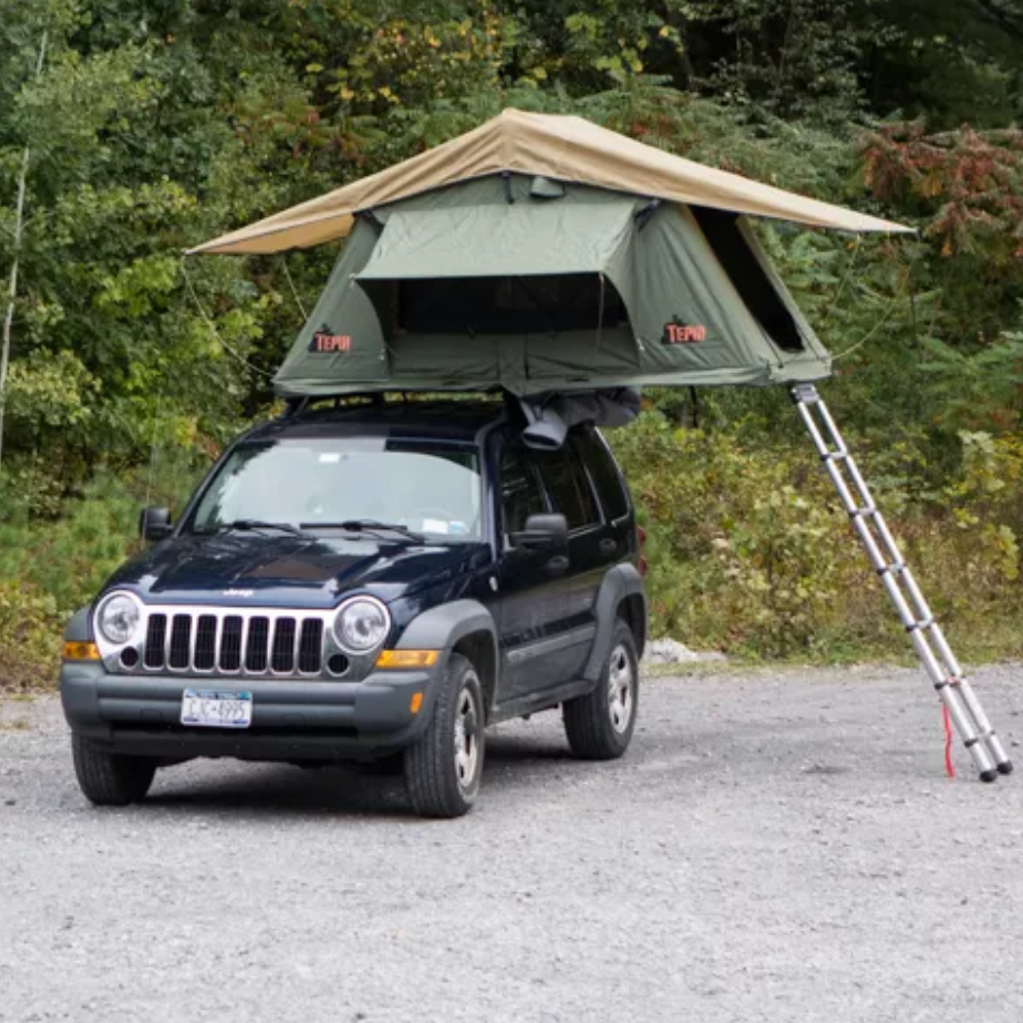 Tested: Is car-top camping the next big thing?   SNEWS — October 10, 2016