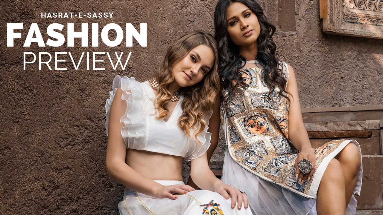 HASART -E - SASSY - We feel proud to share the Fashion Promo for HASRAT - E -SASSY by Daya Bansal. Fantastic combination of Art and Style inspired by #MADHUBANI art form BIHAR - INDIA. #tryitonce You gonna love it.Watch Full Fashion Preview : https://www.youtube.com/watch?v=dPJWzFPzGoA