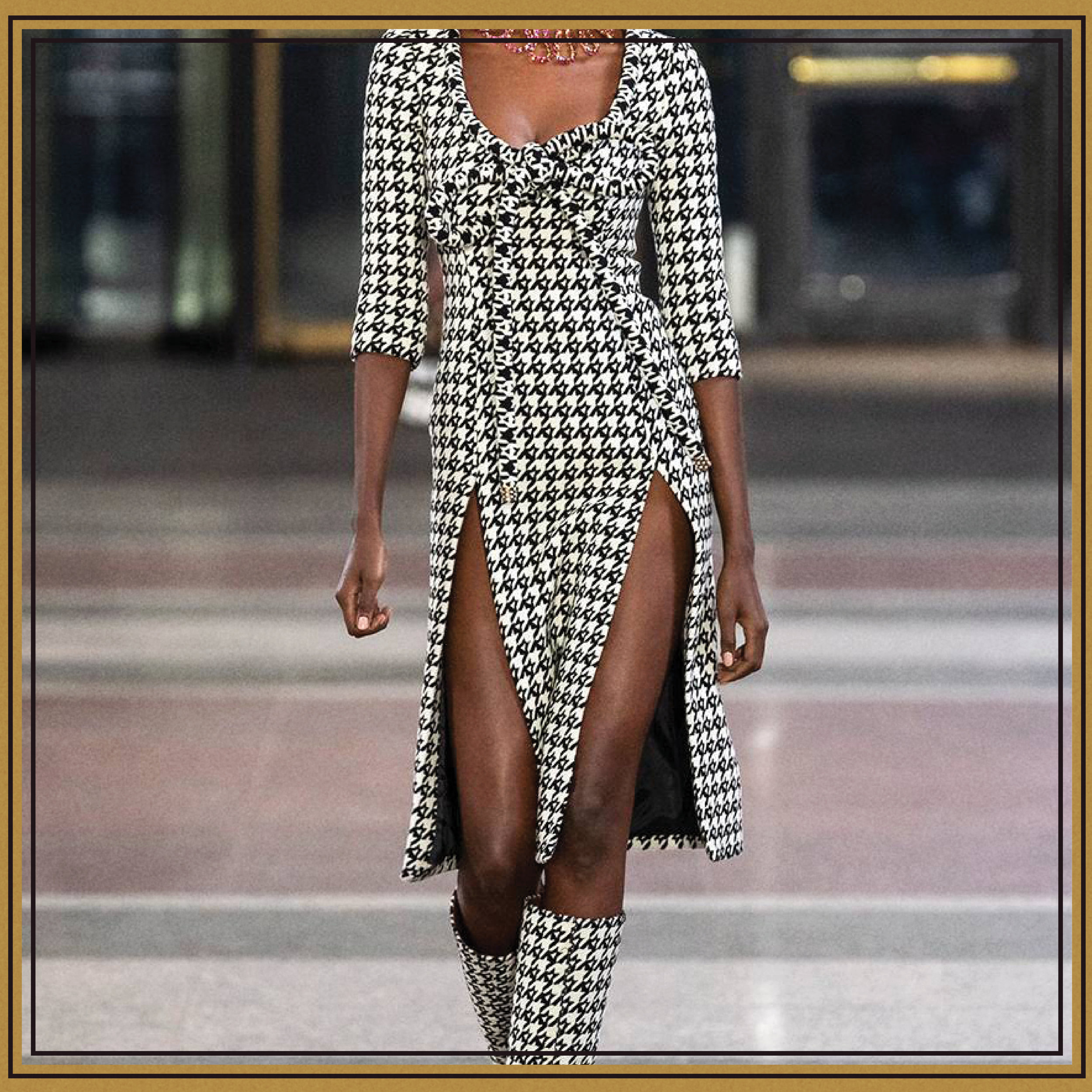 2. How About Houndstooth?