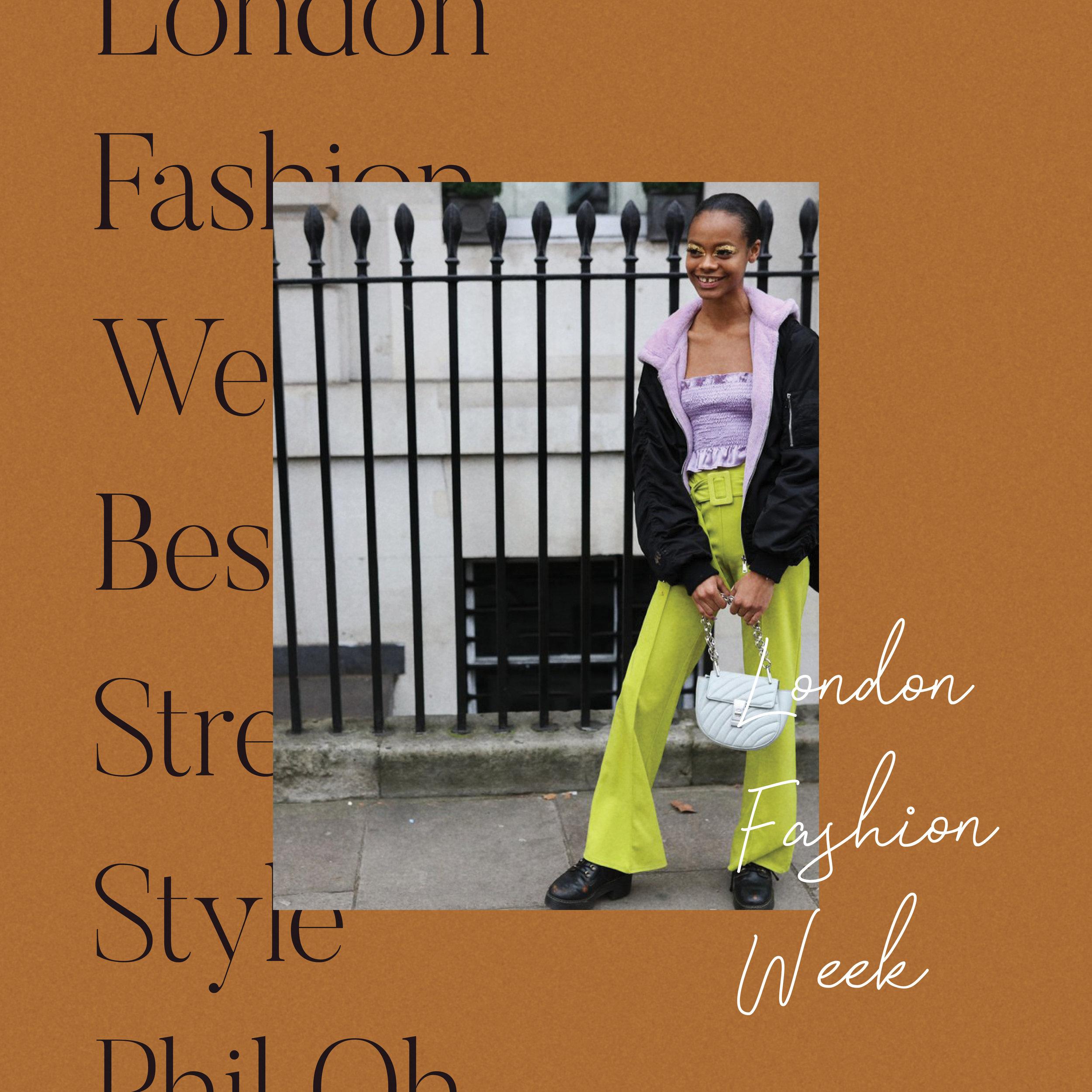 Aaliyah Hydes with a Chloé bag