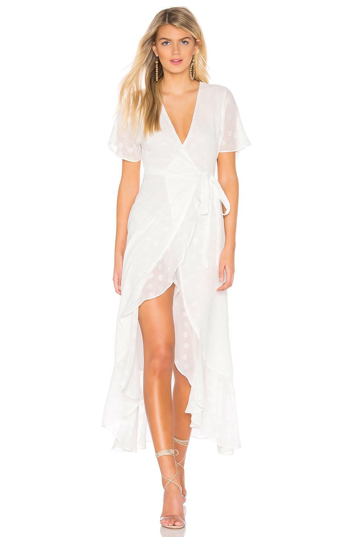Privacy Please Alaina Maxi Dress, $228