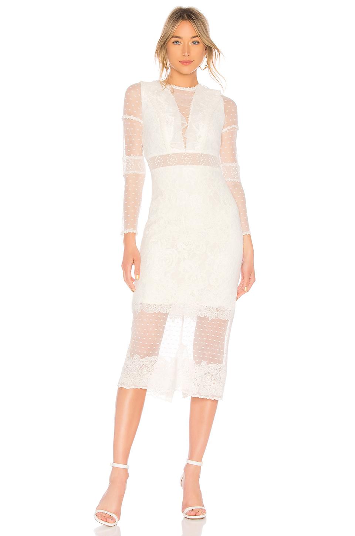 Alexis Elize Dress, $341