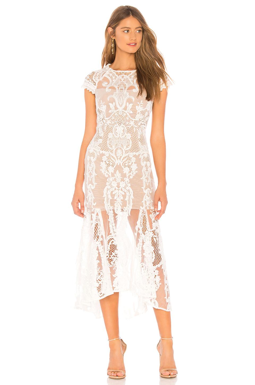 Bronx and Banco Bohemian Summer Dress, $506