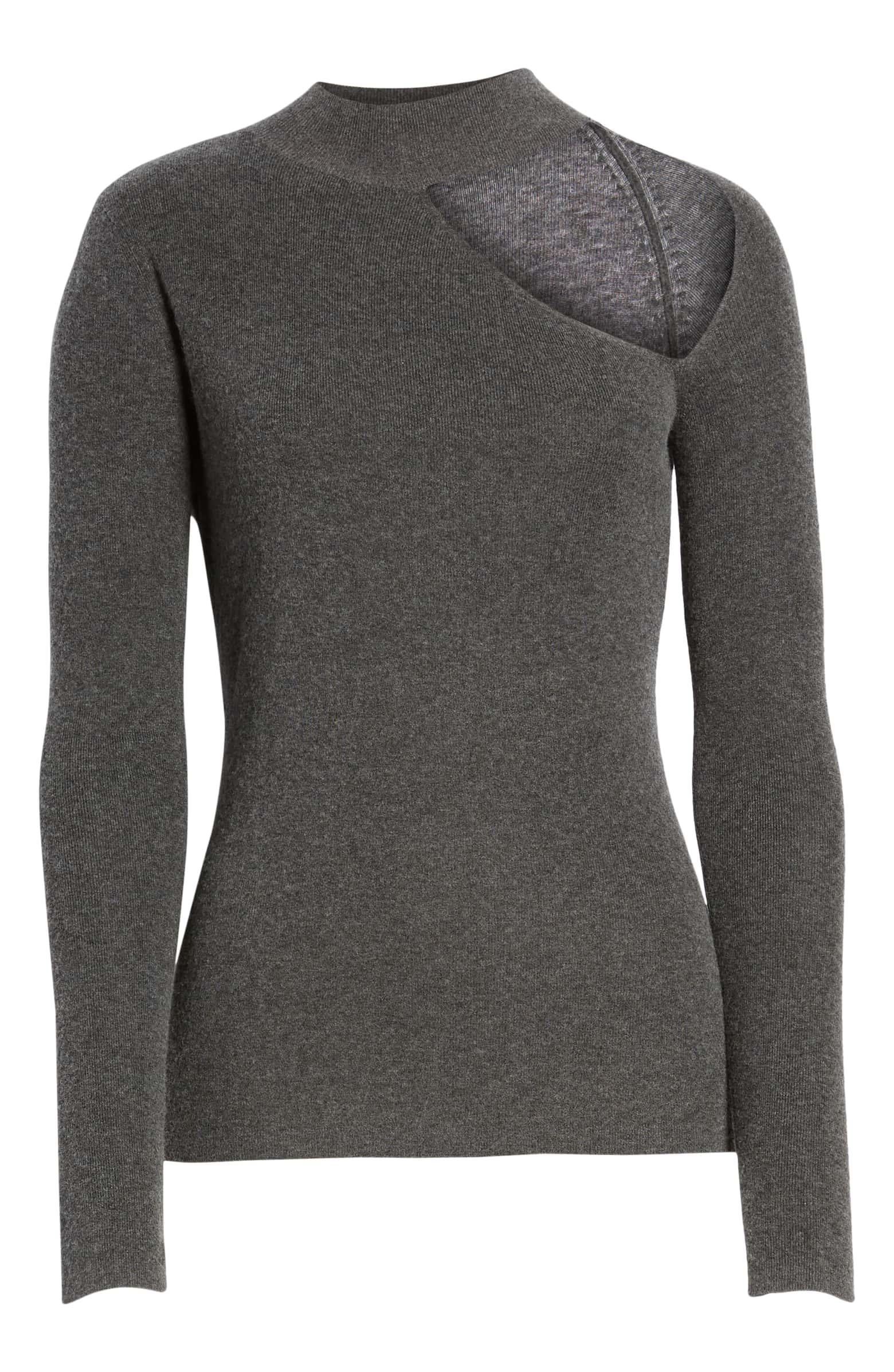 BAILEY 44 Svetlana Choker Sweater, $168
