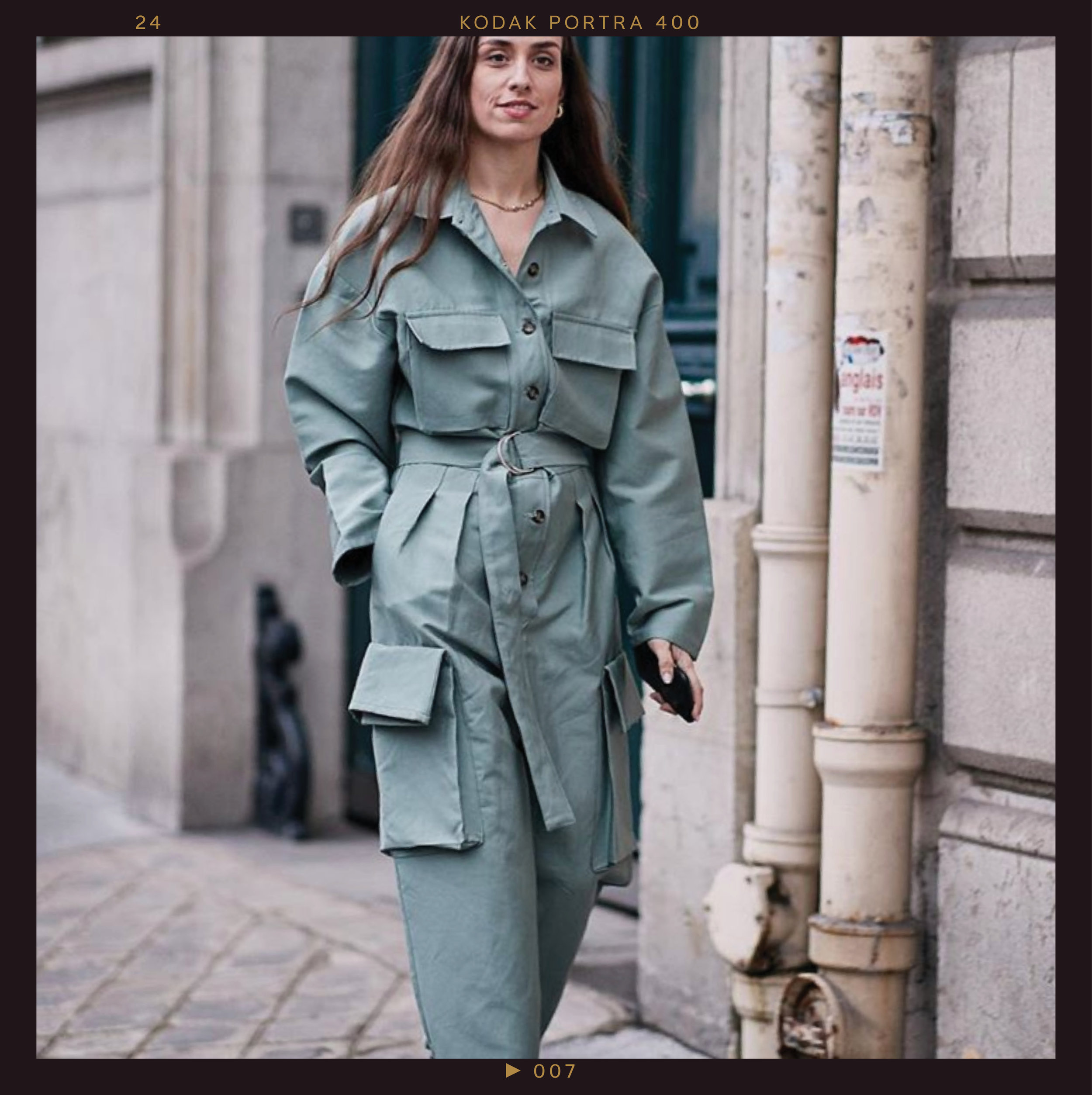 Utility Jackets - From cargo pants, army jackets, and military-inspired uniforms, this season's biggest trend continues into fall—and we can't get enough. Time to invest in a khaki patch pocket jacket or jumpsuit now.