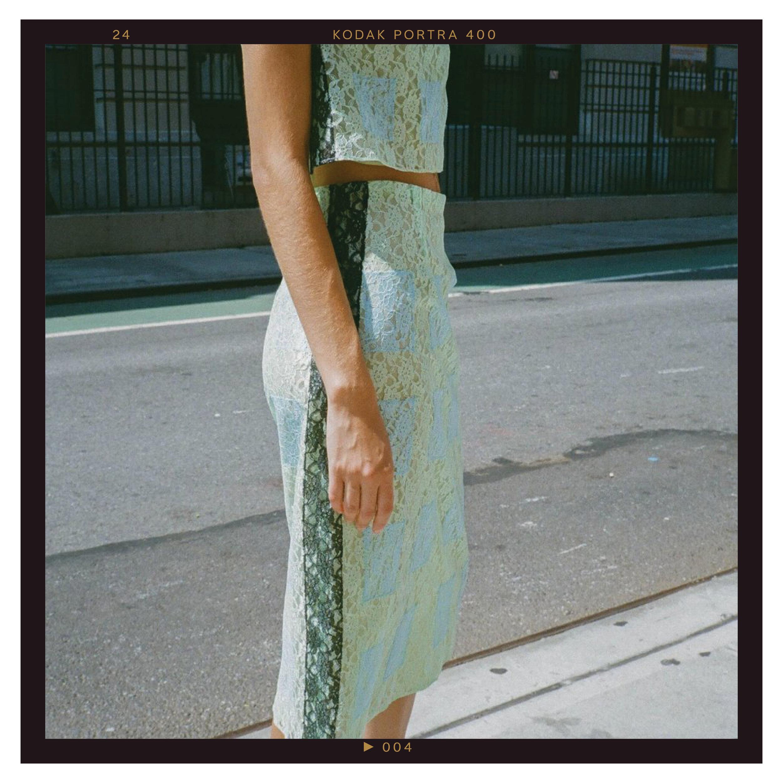 Renwich Skirt, $225