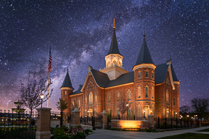 Provo City Center Temple - Celestial Series