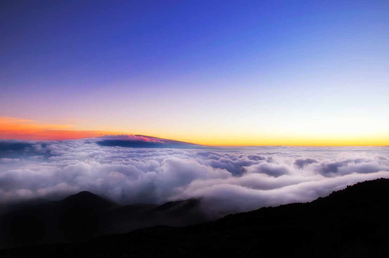 On top of Mauna Kea - 13,796 ft