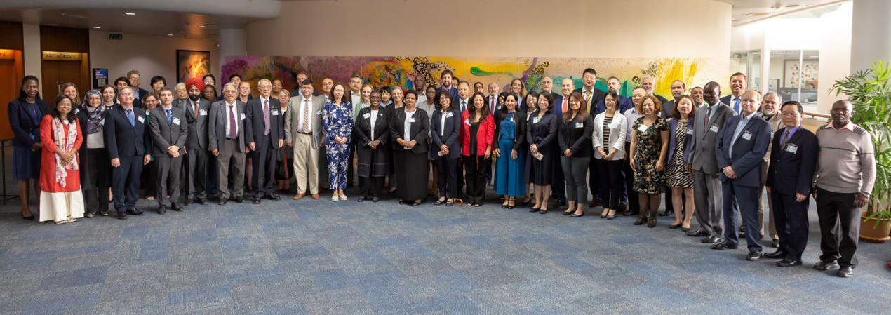 Expert Group Meeting on Science, Technology & Innovation for SDGs (2019, Thailand)