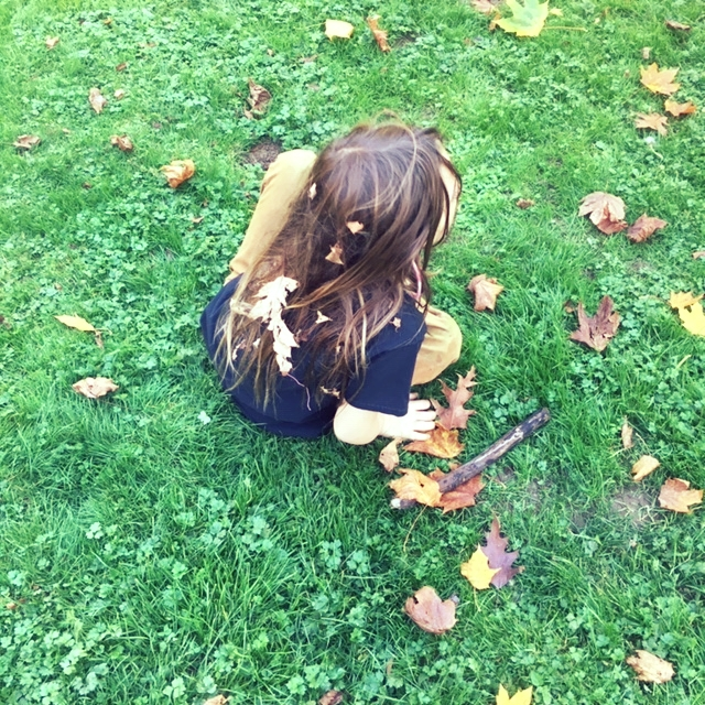 Ella being my role model - How to have the best leaf-hair