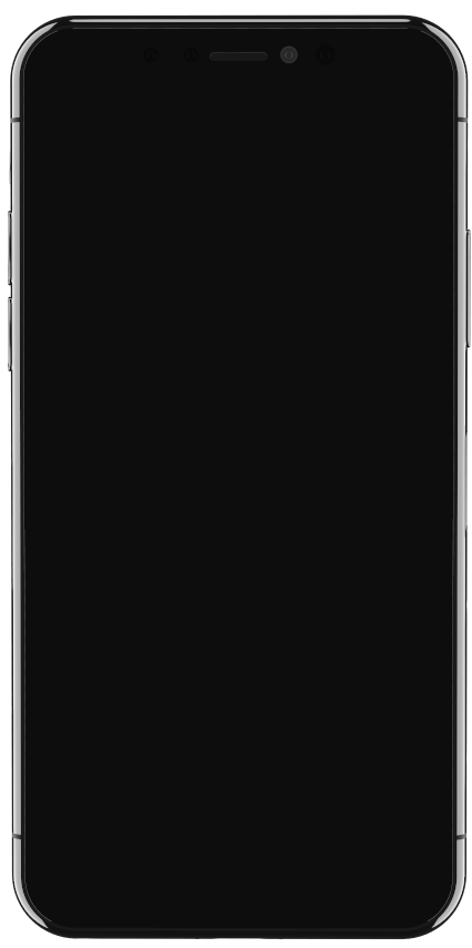 iPhone X Black Blank.png
