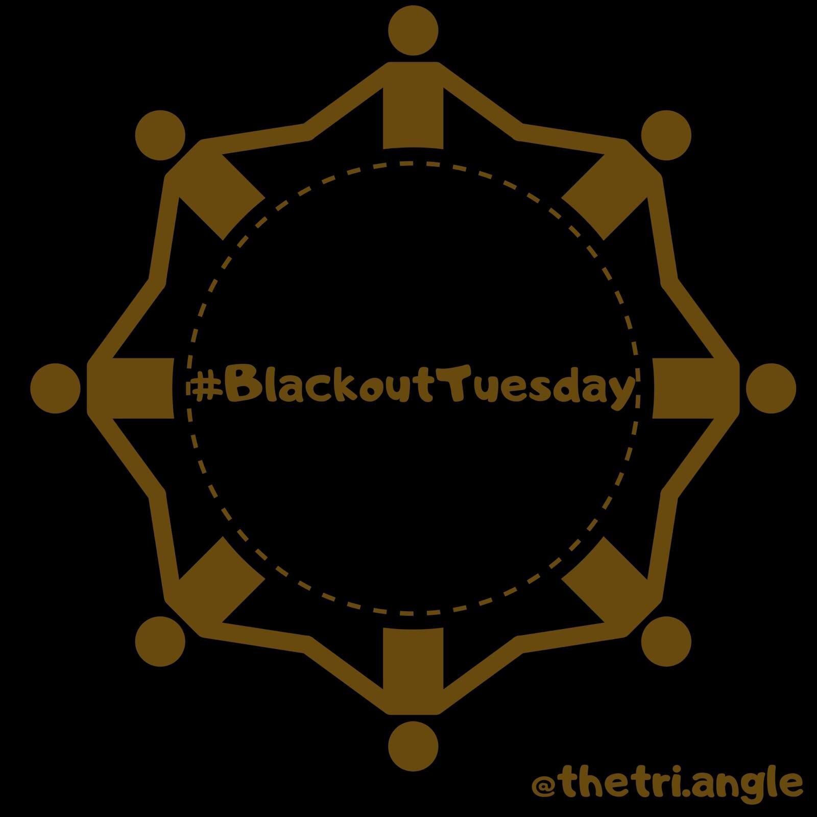 Blackout Tuesday!
