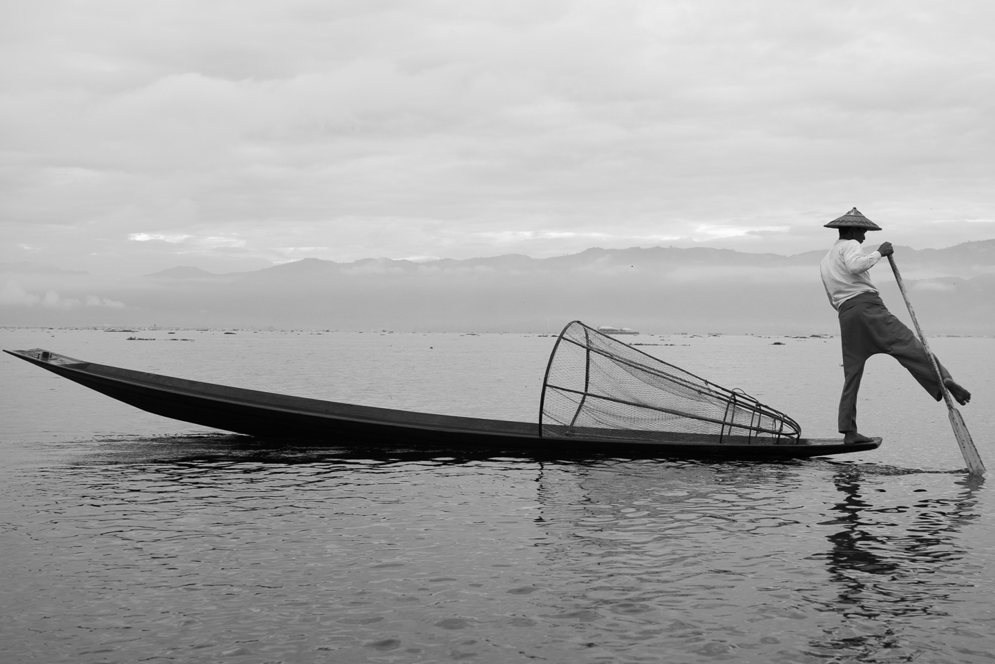 Fisherman II, Inle Lake