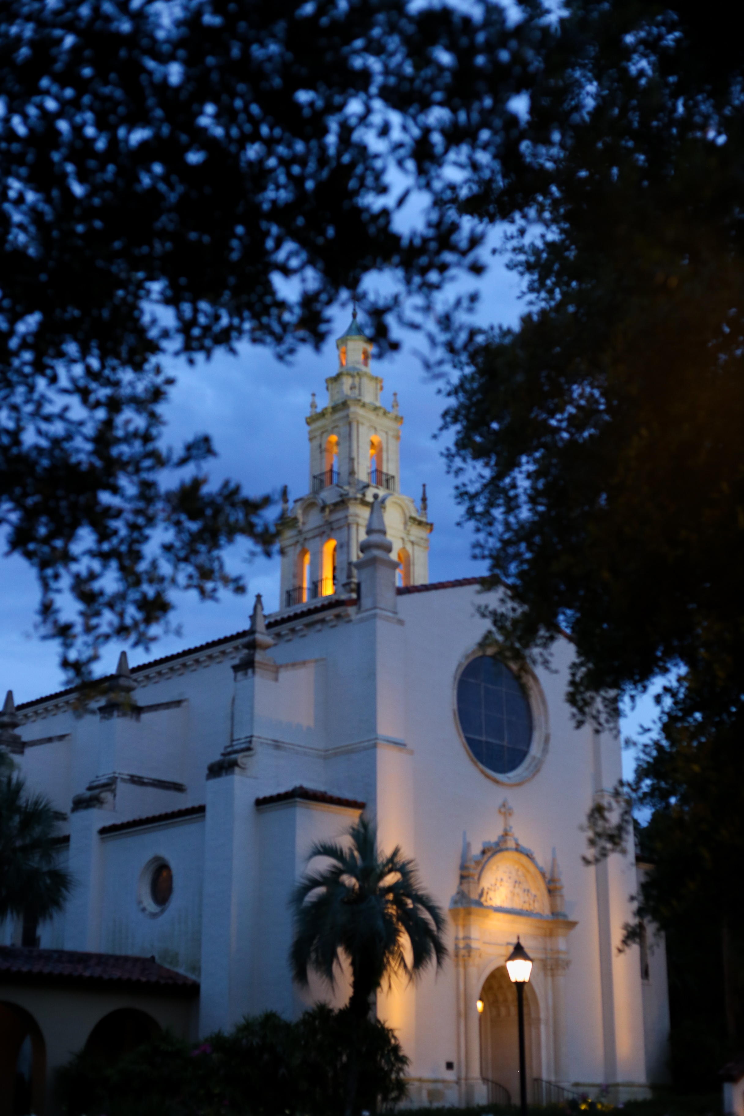 KNOWLES CHAPEL, ROLLINS COLLEGE
