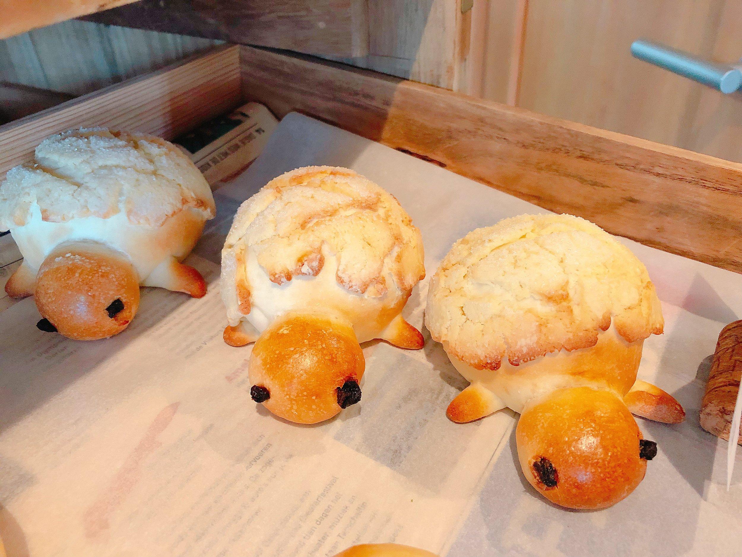 かふぇすみよしのパン