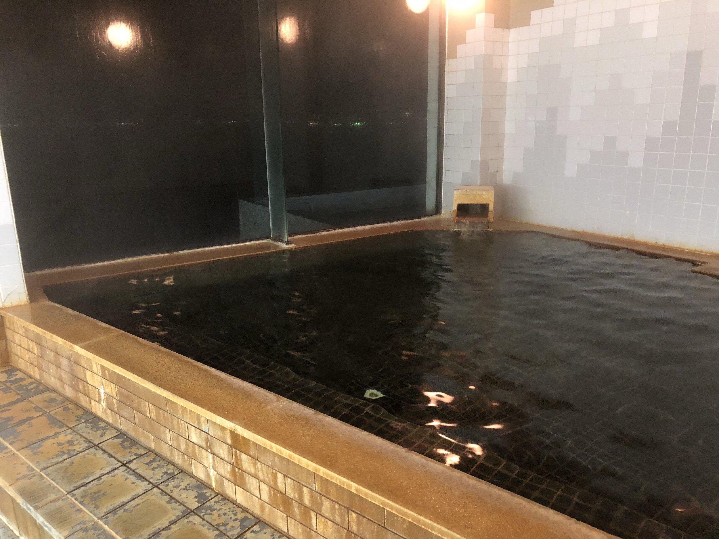 パノラマ大浴場 女湯