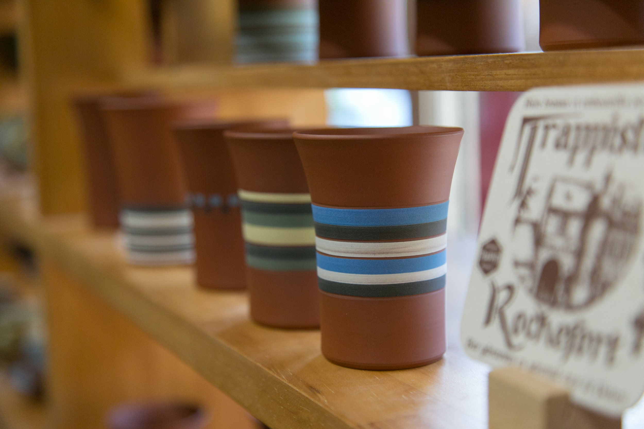 こちらのカップも配色が素敵!