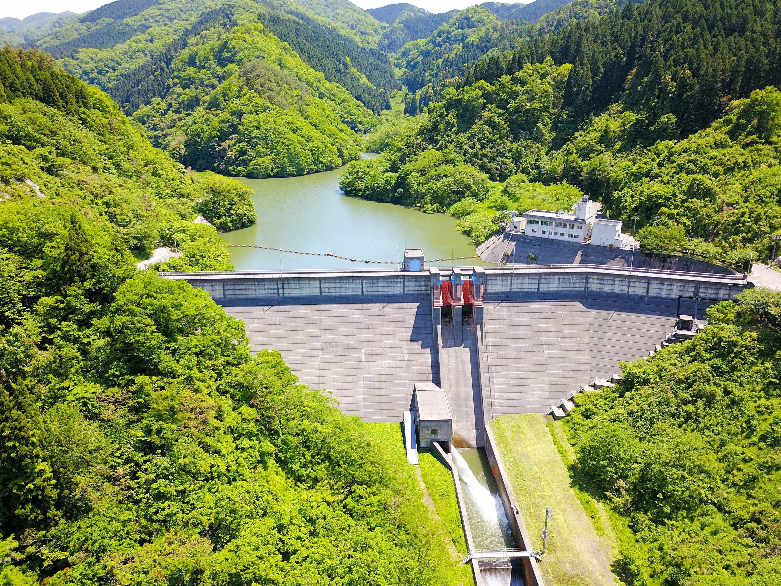 大野川ダム