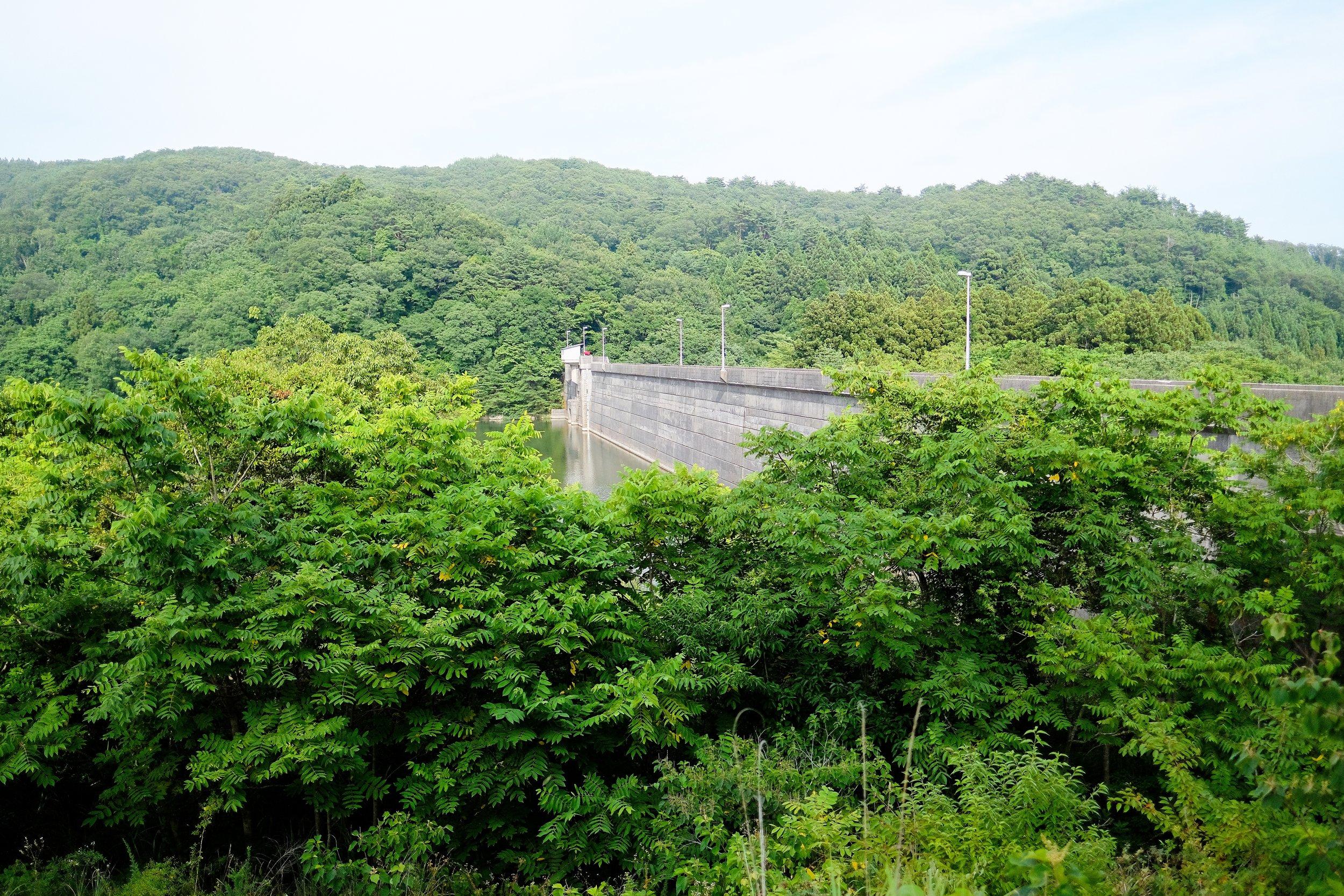 新保川ダム