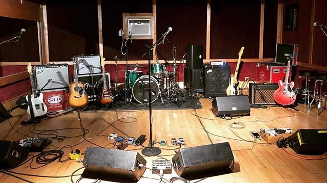 Final rehearsal before hitting the road for Albany, NY to kick off night one of our three consecutive nights of shows. Can't wait to see everyone!  Thursday 11/8/18: Parish Public House - Albany, NY - 8PM - With @stellaryoung and @becomingaghost - $10 • Friday 11/9/18: The Loft at The Chance Theater - Poughkeepsie, NY - 7PM - With @stellaryoung, The Enigmas, Anttimmy, and Dizzy Par - $15 • Saturday 11/10/18: Rockwood Music Hall, Stage 2 - New York, NY - 6PM - With @stellaryoung - $10