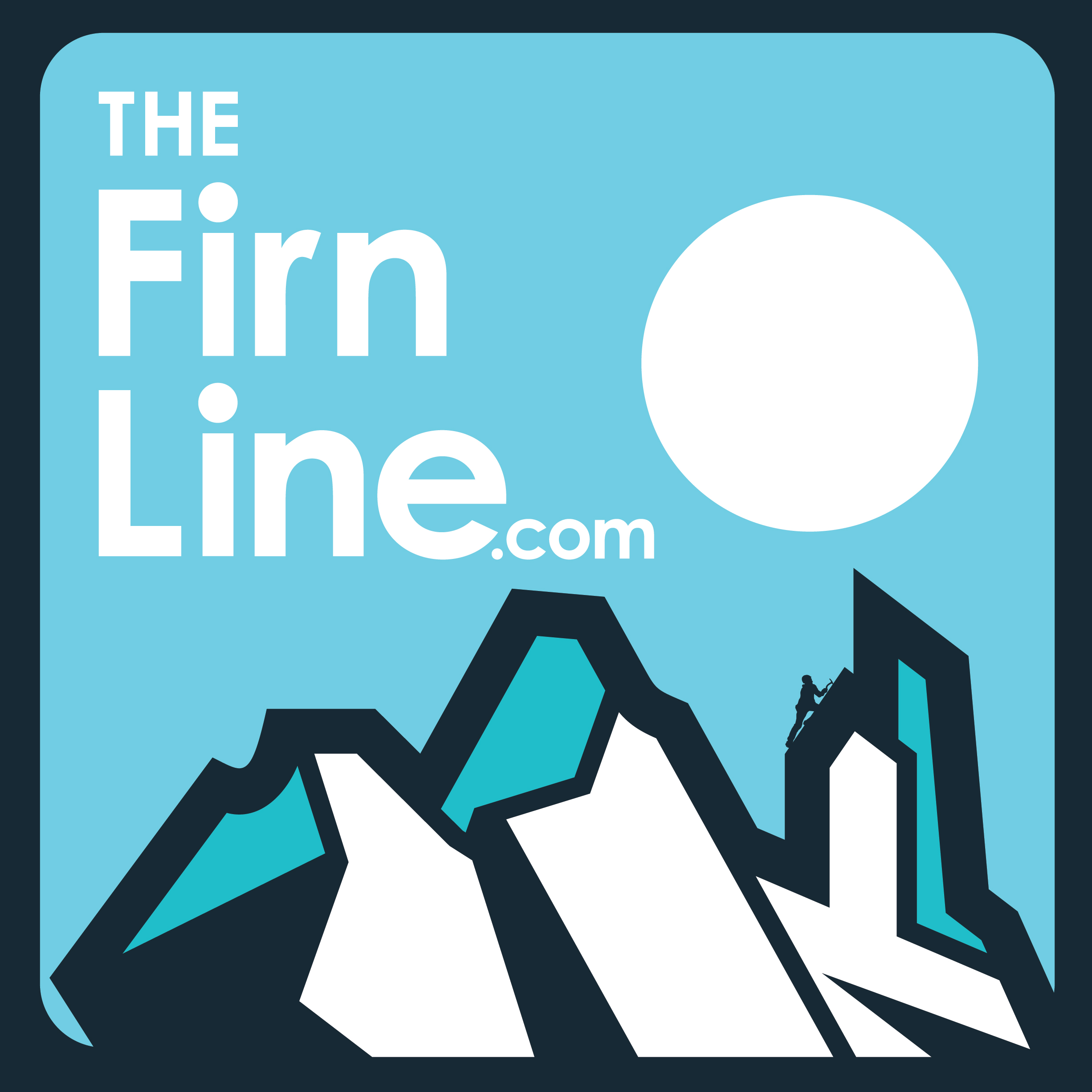 The Firn Line - A podcast about the lives of mountain climbers