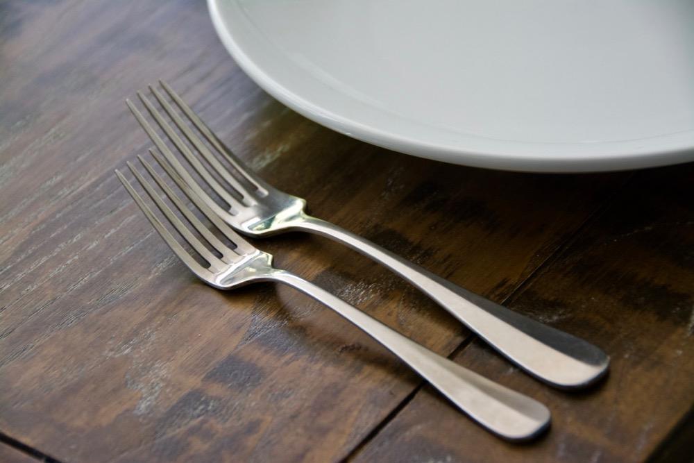 Cutlery hire