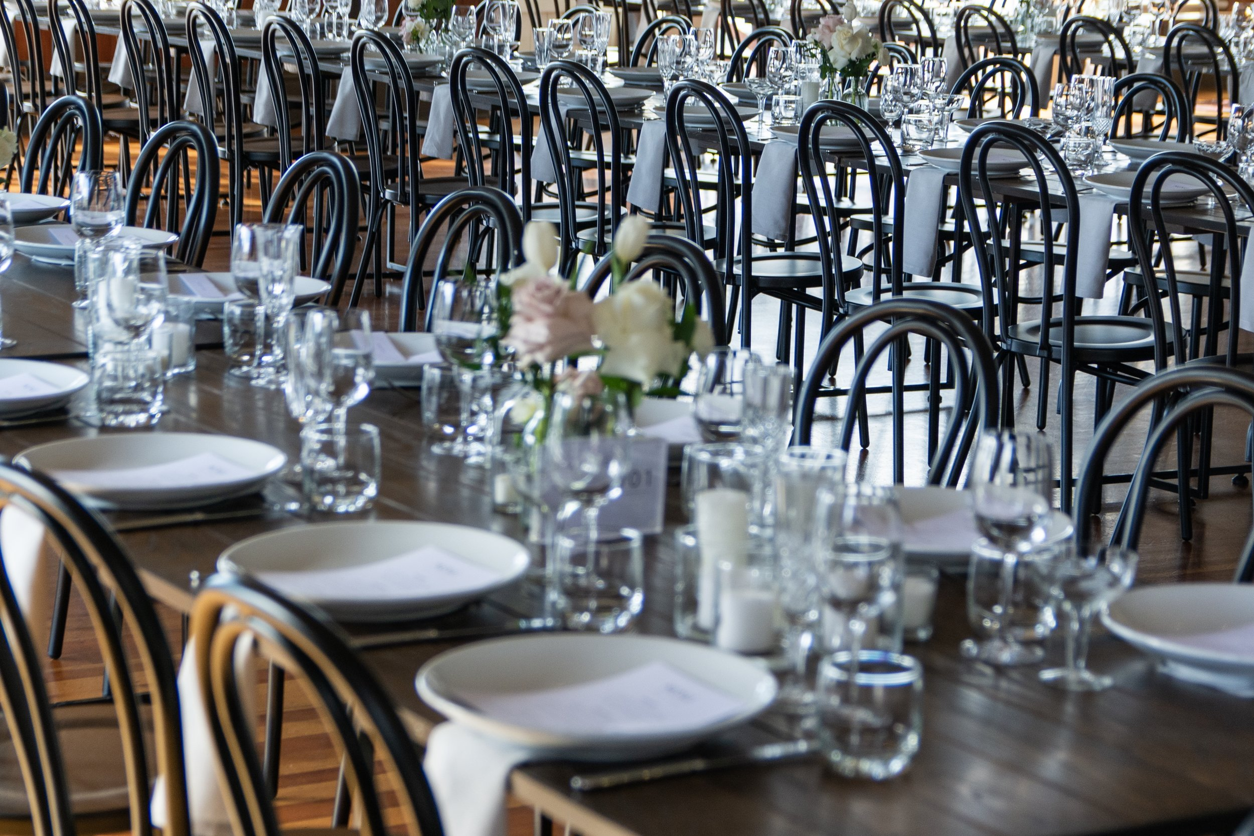 Boat shed wedding home
