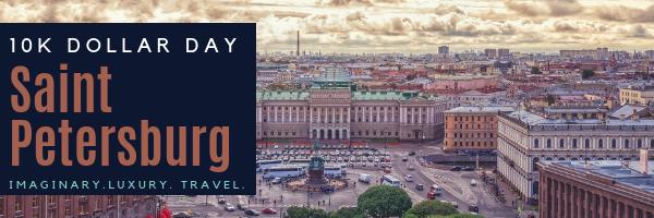 10k Dollar Day in Saint Petersburg, Russia - Episode 42