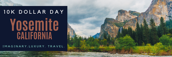 10K Dollar Day in Yosemite, California, USA