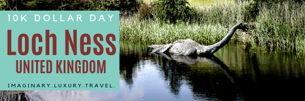 10K Dollar Day in Loch Ness, United Kingdom