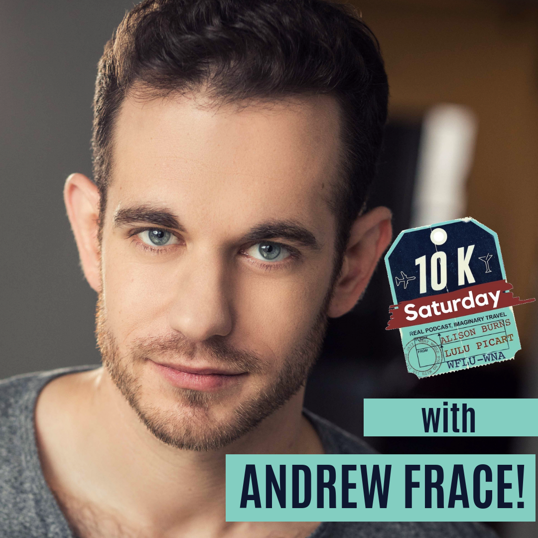 10K Saturday with Andrew Frace!