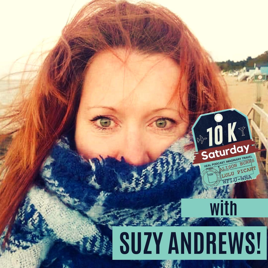 10K Saturday with Suzy Andrews!
