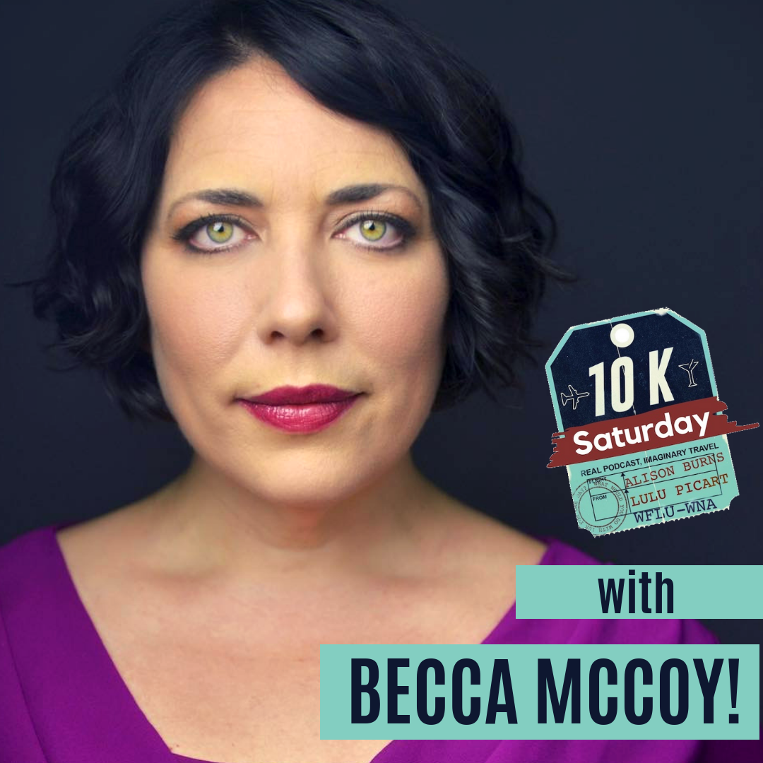10K Dollar Day with Becca McCoy!