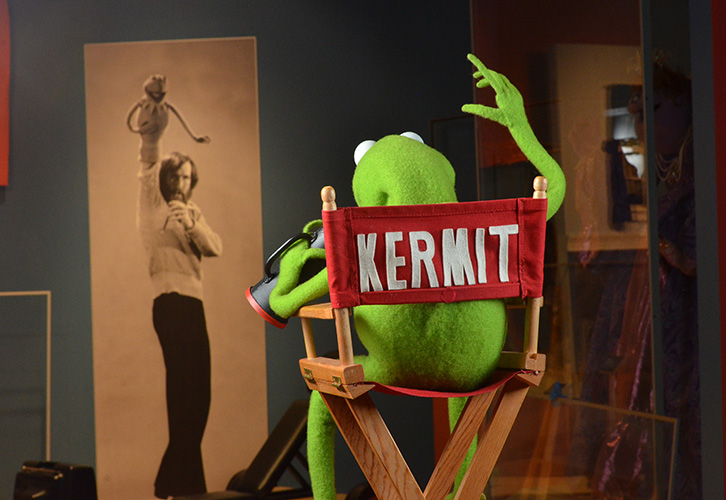 Jim Henson Collection at the Center for Puppetry Arts